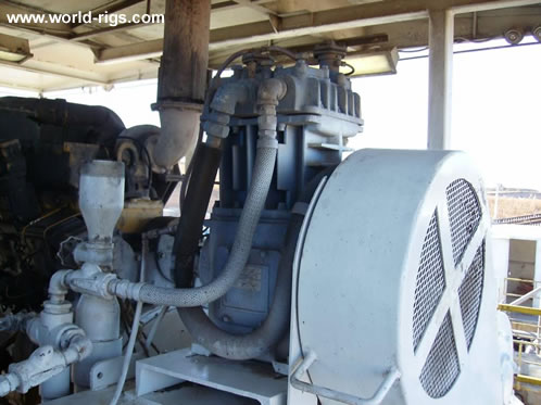Gardner Denver 500 - Mechanical Drilling Rig 700 hp - for Sale, Land Rigs for Sale, World-rigs.com