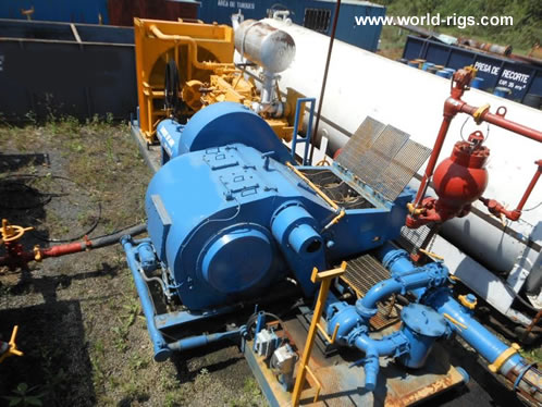 National 55 800 Hp Mechanical Drilling Rig For Sale Land