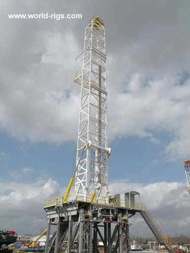 National 1320 Ue 2000hp Drilling Rig New For