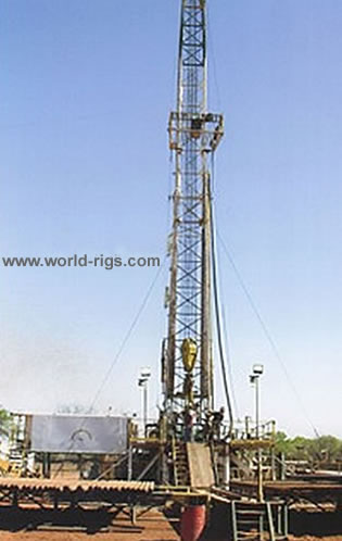 Used Land Rigs For Sale New Land Rigs For Sale 2000hp 1500hp