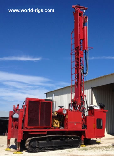 used schramm rigs for sale second hand schramm rigs pre owned rh world rigs com Drilling Rig at Night Offshore Drilling Rig