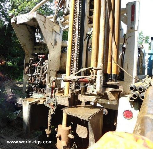 Schramm 42 64 Used Drill Rig For Sale Land Rigs For Sale