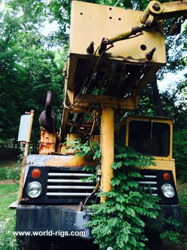 Ingersoll Rand T4 Drill Rig 1975 Built For Sale Land