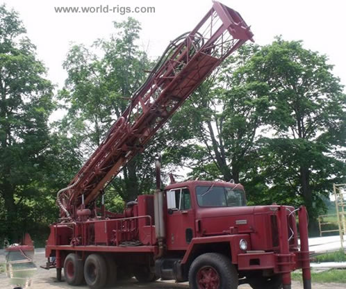 Rand th60 drill rig for sale land rigs for sale world rigs com