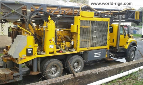 Atlas Copco T3w Water Well Drilling Rig For Sale For