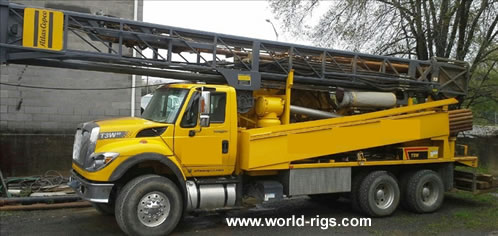 Atlas Copco T3W Water well drilling rig for Sale, Land Rigs
