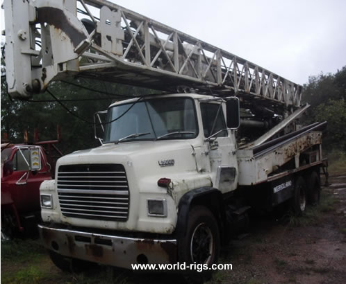 Used Water Well Rigs, Second Hand Water Well Rigs, Pre-owned