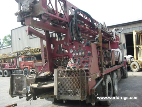 Th60 drill rig water well drilling rigs for sale world rigs com