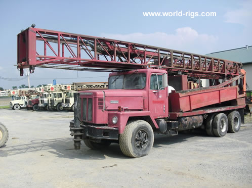Th 60 Drill Rig For Sale