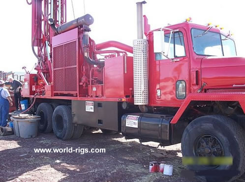 Ingersoll-Rand TH75 Drilling Rig for Sale - Land Drilling Rigs for