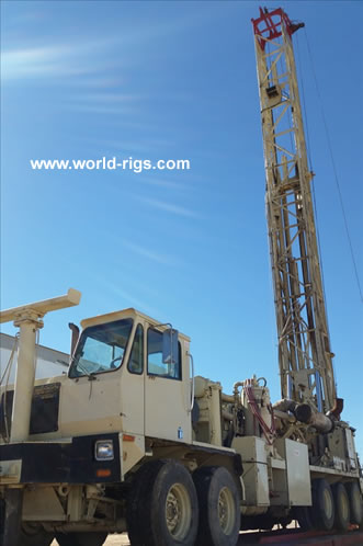 Atlas Copco RD20 III Drill Rig For Sale
