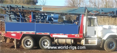 Speedstar SS-15 II Drill Rig for Sale