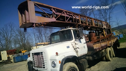 Th60 drilll rig for sale worldrigs id wr250 model th60 drilll rig