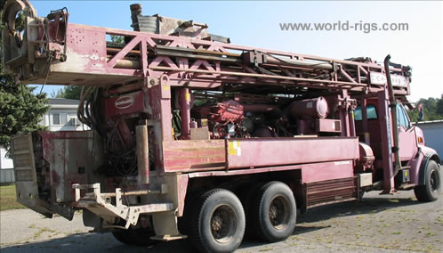 Schramm T660WS Drilling Rig for Sale