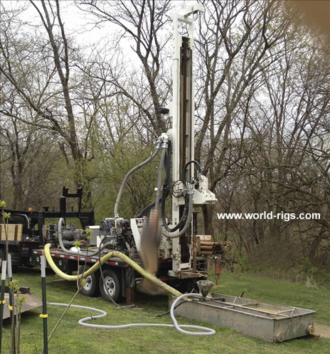 Simco 2800 HS Used Drilling Rig for Sale