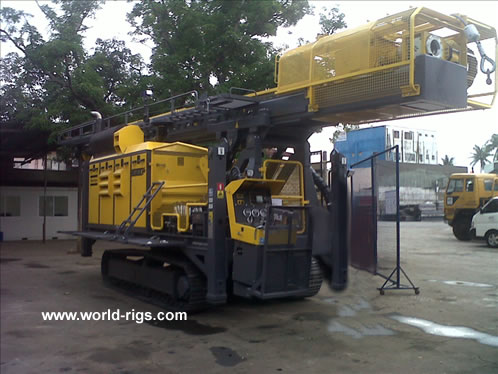 Atlas Copco CT20 Diamond Drill Rig for Sale