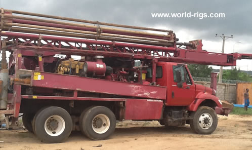Schramm T450WS Drilling Rig for Sale
