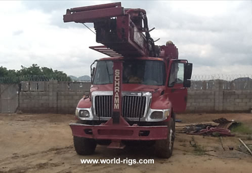 Schramm T450W Drill Rig for Sale