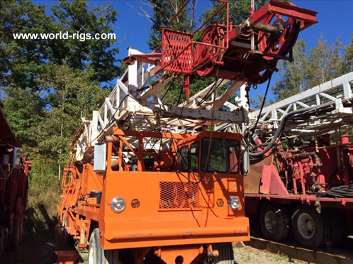 Cooper Drill Rig for Sale
