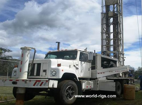 Reichdrill T650 II Drilling Rig for Sale