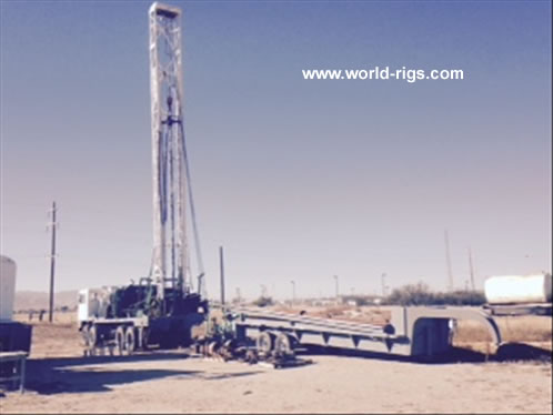 Speedstar SS210 Drill Rig for Sale
