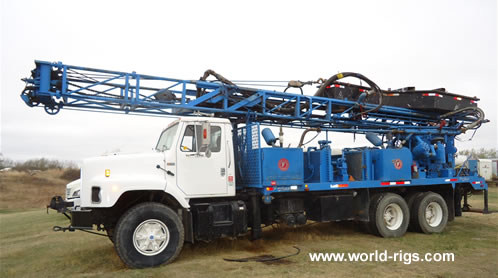 Failing CF-15 Drill Rig For Sale