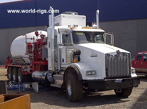 Kenworth T800 Nitrogen Unit for Sale