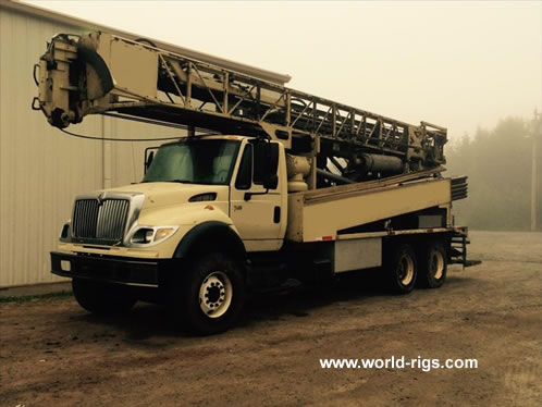 Ingersoll-Rand T3W Drill Rig - For Sale