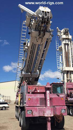 Schramm T130xd Drill Rig With Rc Package For Sale For