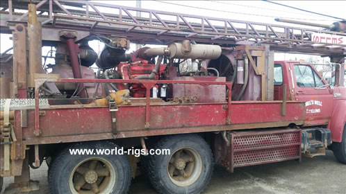 Schramm T450 Drill Rig for Sale