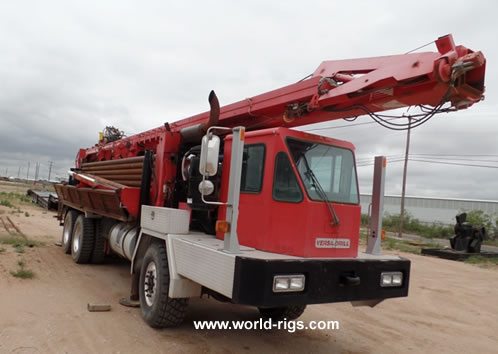 Versa Drill V2000 Drill Rig - for Sale