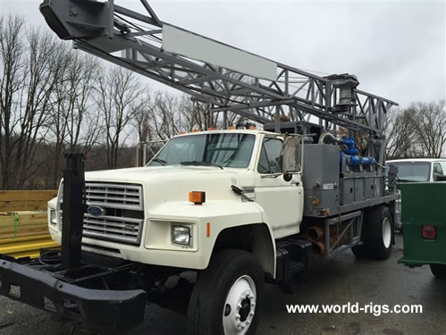 Mobile B61 HDX Drill Rig For Sale