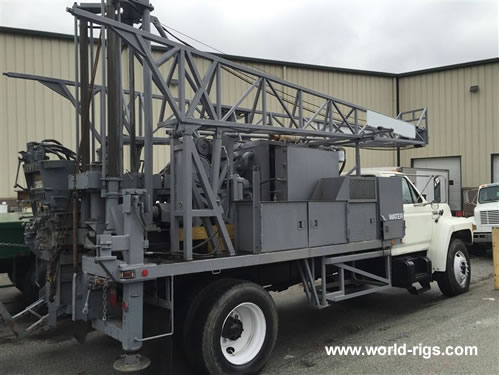 1990 B61 Drilling Rig For Sale