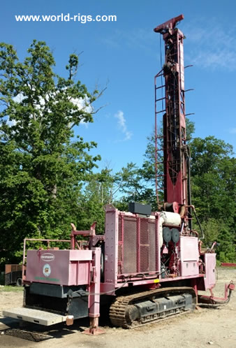 Schramm T450GT Crawler Drill Rig for Sale