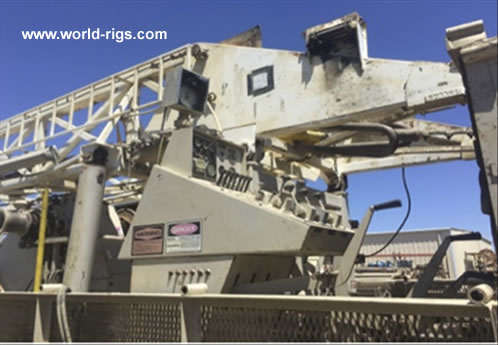 Gefco SS40-T Reverse Rotary Drill Rig for Sale