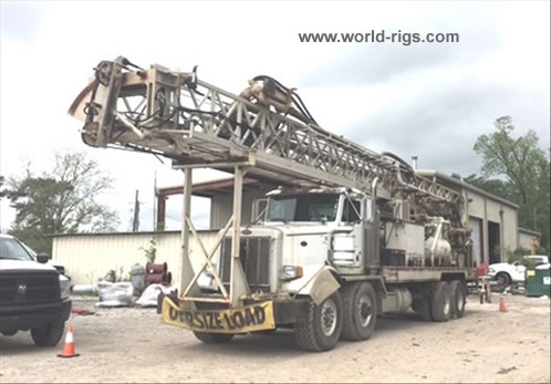 Gefco SS 40K Drill Rig For Sale