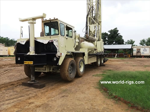 Ingersoll-Rand RD20 III Used Drilling Rig for Sale