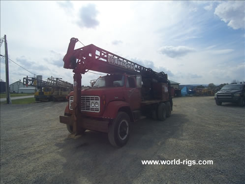 Schramm T64HB Drill Rig Drill Rig For Sale