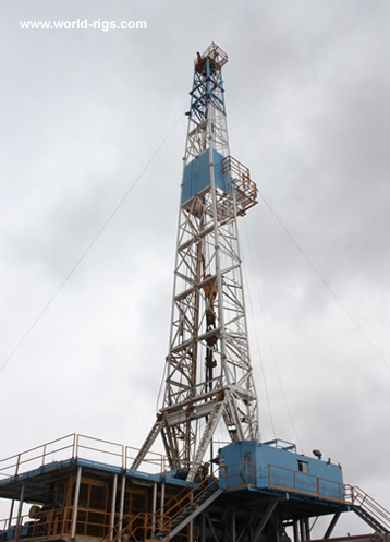 National 80-B Land Drilling Rig for Sale