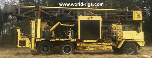 Ingersoll-Rand T4W DH Drill Rig for Sale