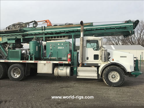 Foremost DR24 Dual Rotary Drill Rig For Sale