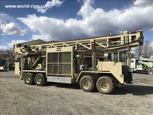 Atlas Copco T4W DH Drill Rig for Sale