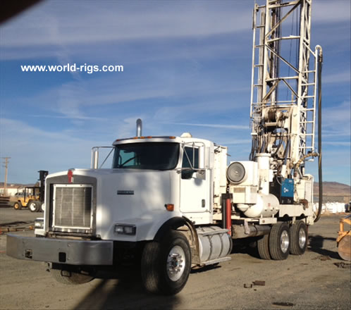 Driltech D40K Drill Rig For Sale