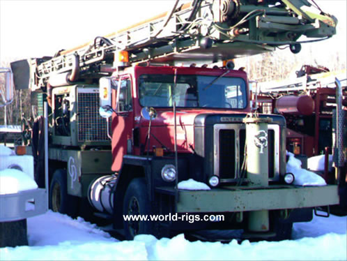 Reichdrill T-650-W Drill Rig for Sale