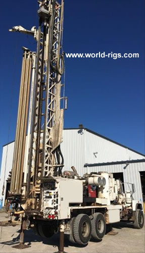 Driltech / Sandvik T25K5W Drill Rig for Sale, Land Rigs for