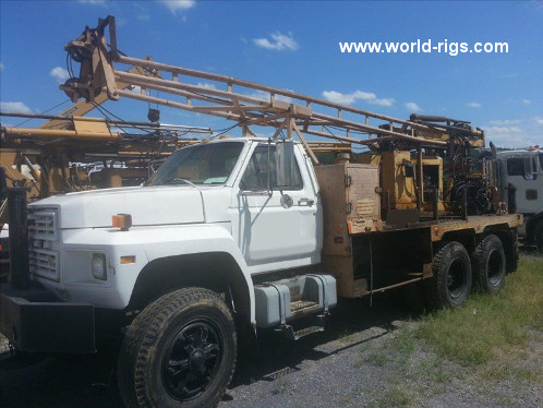 CME 75 Drill Rig - 1987 Built - for Sale
