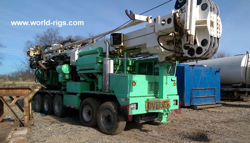 Used Schramm Rigs For Sale, Second Hand Schramm Rigs, Pre-owned