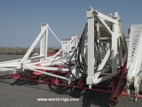 Matting Boards Drilling Rig Superior 1000m Drilling Rig