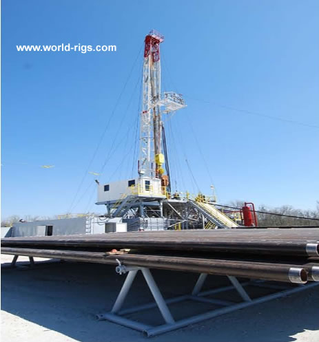 Cooper 750 Drilling Rig for Sale