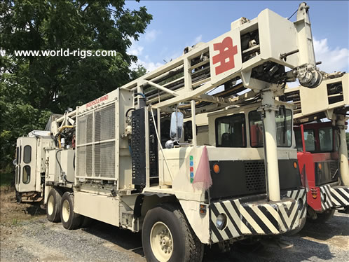 Water well rigs used water well rigs pre owned water well rigs ingersoll rand t4bh blast hole drill rig for sale fandeluxe Image collections